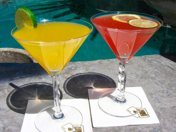 Top Secret Recipes | Olive Garden Featured Martinis Copycat Recipe