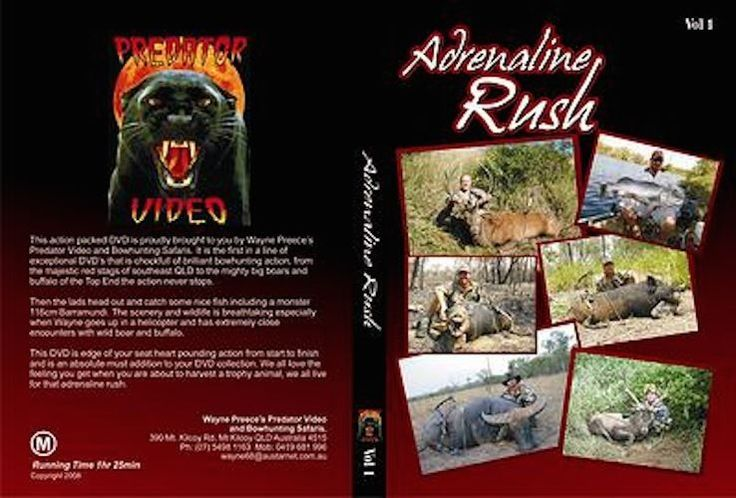 Adrenaline Rush VOL 1 - DVD!