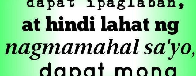 Halloween Quotes Tagalog