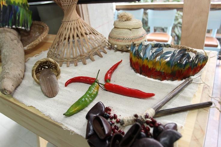 Los colores de nuestros vegetales.  Crédito Milton Ramírez (@FOTOMILTON) Mincultura 2012.