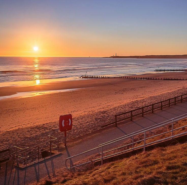 Aberdeen Beach, Scotland.
