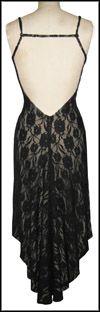 Lace/Nude Tango Dress