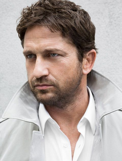 Gerard Butler ~ On Manscaping, His Perfect Woman, and the Art of Smelling Irresistible