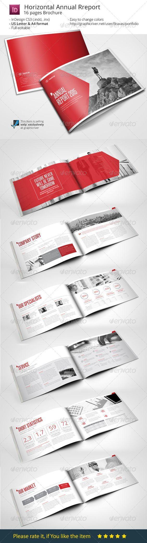 Annual Report 2015 - Informational Brochures: