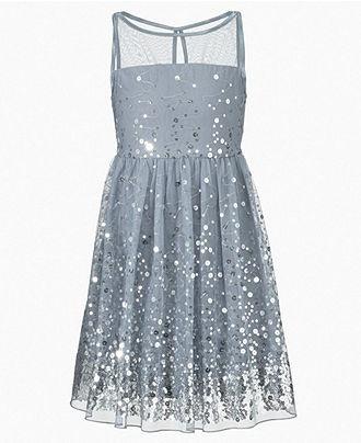 Jr. Bridesmaid dress!