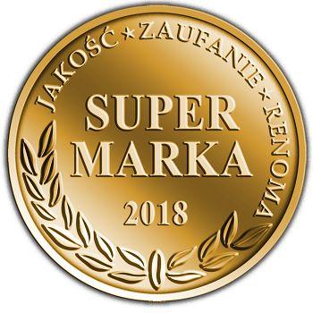 """Godło ,,Super Marka 2018"""" trafiło do Łazienkaplus.pl #lazienkaplus #nagroda #SuperMarka #wyróżnienie"""