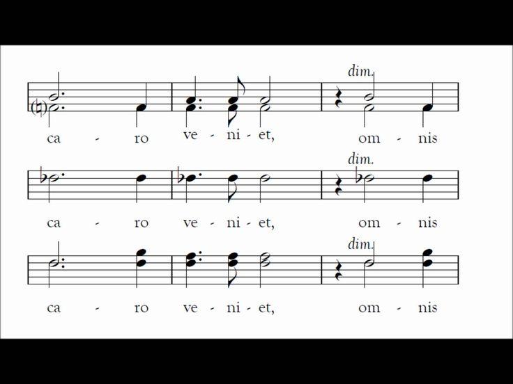 Introit & Kyrie - Requiem - Faure, via YouTube.