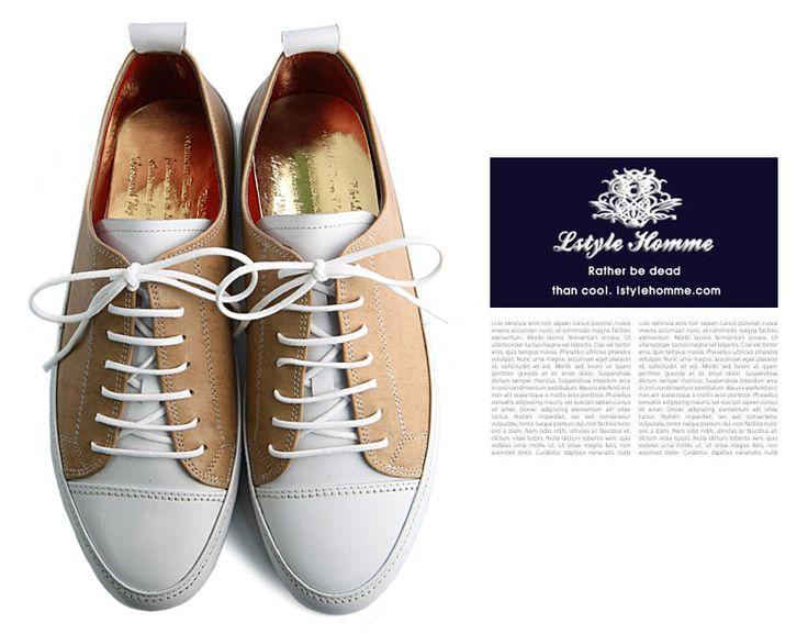 最高級イタリア産の皮革【ビジネスシューズ/紳士靴/本革靴/皮靴/本革底/ローファー/メンズ/Men's/クロコダイル/ハンドメイド】【商品名:lstylehommeNo.5212アッシュグレー&ベージュ】