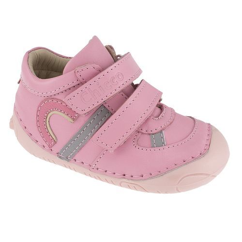 Chicco Davos Baby Shoes - Pink, Size 1.5