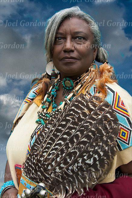 Cherokee African American | Dancer Young, Native and African American of mixed heritage ( Cherokee ...