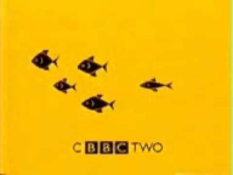 CBBC Fish ident 1997-2001 (Long)