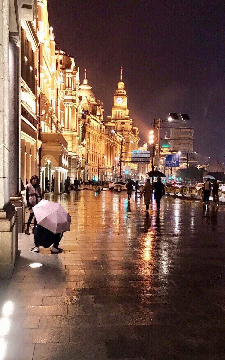 Night at shanghai china in 2020 scenery beautiful