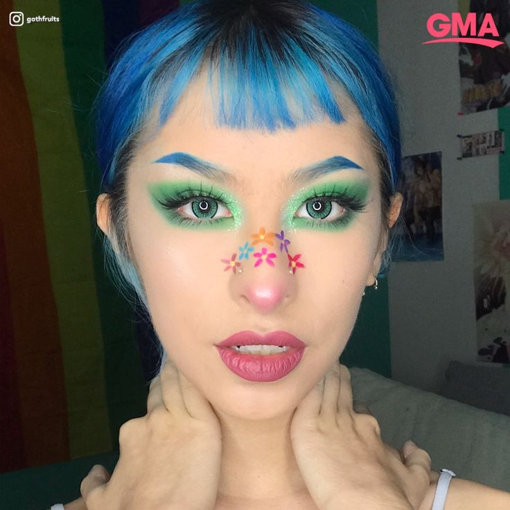 Nose art is the new trend that makeup artists are trying out!
