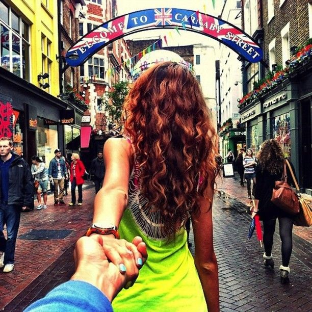 Best Murad OsmannFollow Me To Images On Pinterest Murad - Guy takes awesome photos girlfriend tugs along