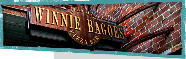 Winnie Bagoes Best Gourmet Pizza Restaurant and Bar, Dine In, Takeaway Christchurch New Zealand #kiwihospo #WinnieBagoes #Christchurch #KiwiRestaurants