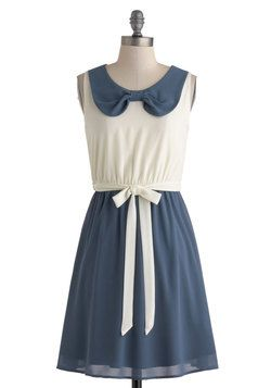 Writers Reunion Dress, #ModCloth