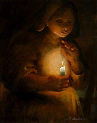 Почему об одних людях говорят, что у них светлая душа, а о других, что темная?