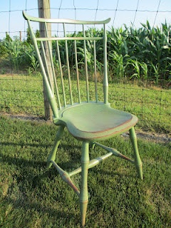 Bird Cage Windsor Chair. Apple Green Finish.: Birds Cages, Apples Green, Handmade Windsor, Green Finish, Magic Life, Bird Cages, Folding Chairs, Windsor Chairs, Cages Windsor