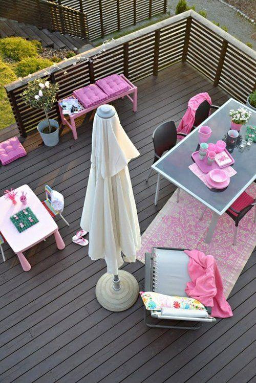 Die 25+ Besten Ideen Zu Terrassen Teppiche Auf Pinterest | Outdoor ... 20 Ideen Fur Gartenmobel