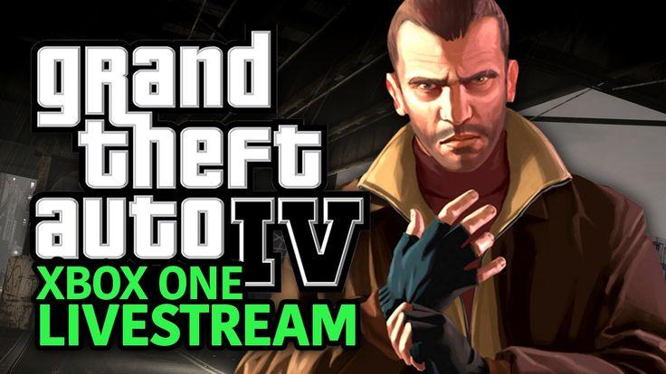 GTA 4 Backwards Compatibility Livestream - http://gamesitereviews.com/gta-4-backwards-compatibility-livestream/