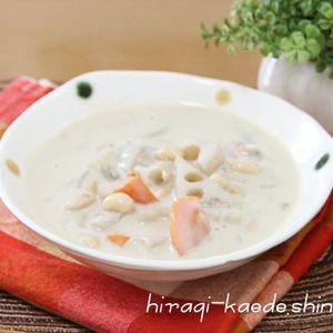 まろやかクリーミー♪豆乳根菜スープ~デトックスでダイエット!+by+shinkuさん+|+レシピブログ+-+料理ブログのレシピ満載! 食物繊維が豊富な根菜。大豆と豆乳で良質なタンパク質を。 体を温め、噛むことで満腹中枢が刺激されてダイエットにも最適! ノンオイルでヘルシー、まろやかクリーミィでおいしい!