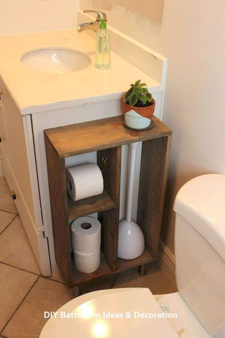 20 Cool Bathroom Decor Ideas #bathroomdecoration #…