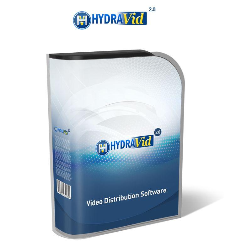 Hydravid 2.0 Video Marketing Software findwso.com/...