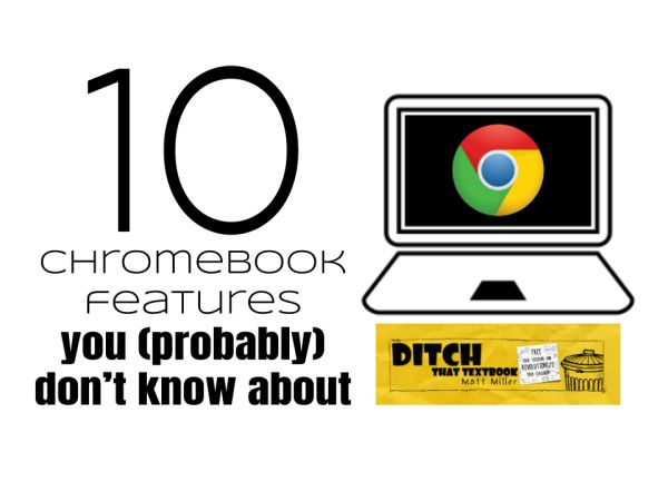 10 Chromebook features you (probably) don't know about
