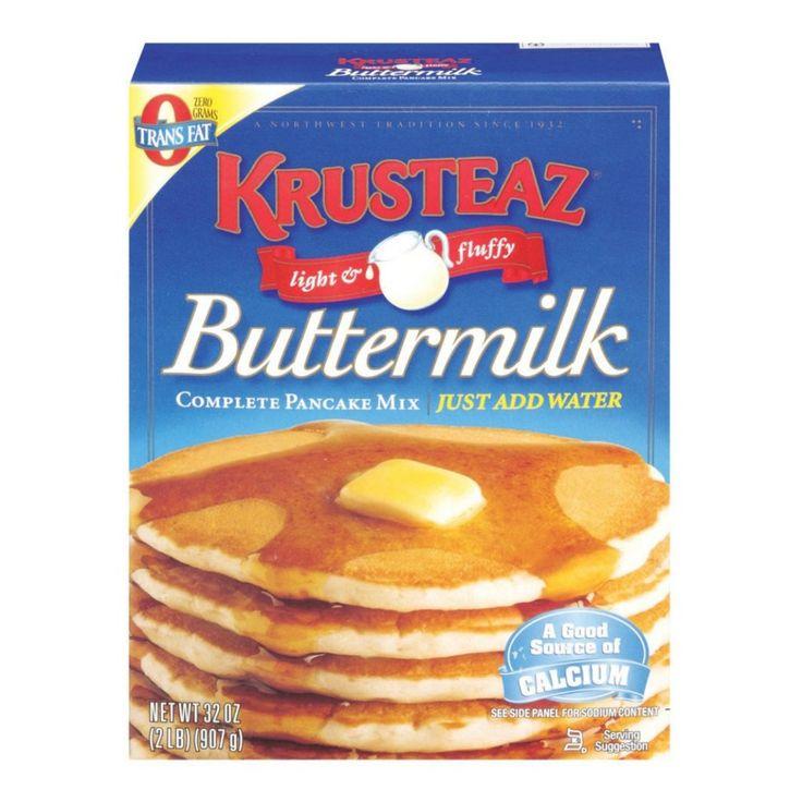 Krusteaz - Pancake Mix Buttermilk - 32 oz