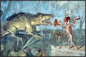 Cultura Universale: Il Coccodrillo di Saint Martin e la guerra tra il Bene e il Male