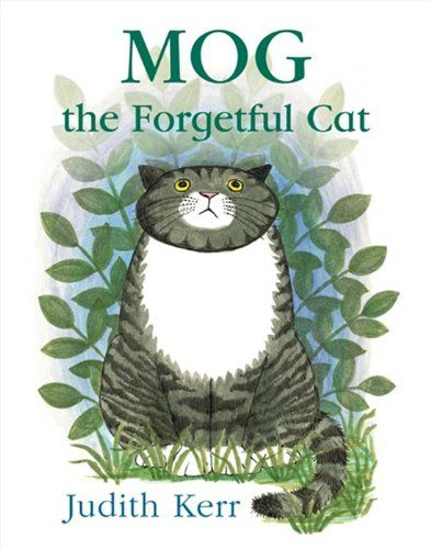 Mog the Forgetful Cat by Judith Kerr. More like this at www.thebookseekers.com/collections.html