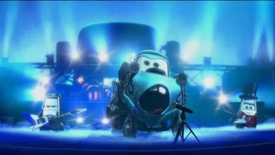 Heavy Metal Mater - Cars Toons: Mater's Tall Tales