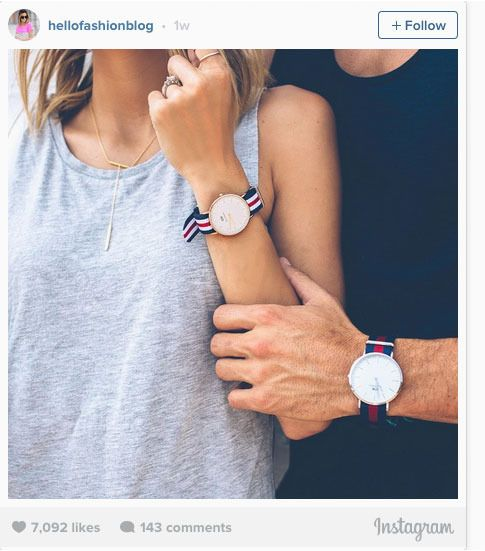 How Daniel Wellington Made a $200 Million Business Out of Cheap Watches - Bloomberg