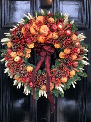 Christmas | Rob Van Helden Floral Design | Wreath |