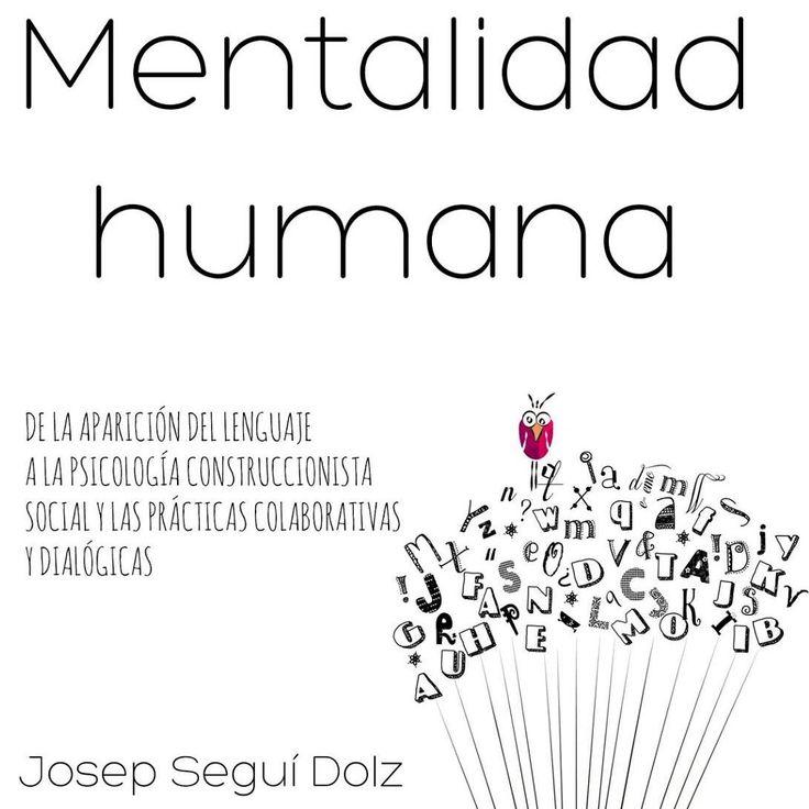 """Con esta frase tan contundente, comienza, Josep Seguí , """"Mentalidad Humana"""". Libro de próxima aparición y que viene presentando en su blog y redes sociales. Puedes consultar ya algunas jugosas p..."""