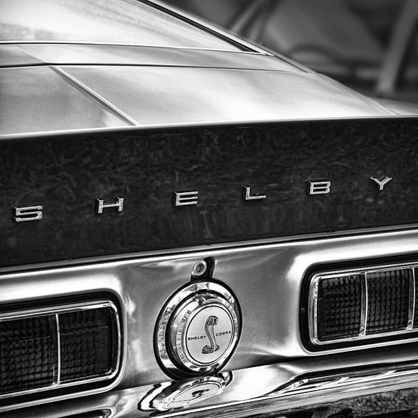 Shelby Cobra - by Gordon Dean II