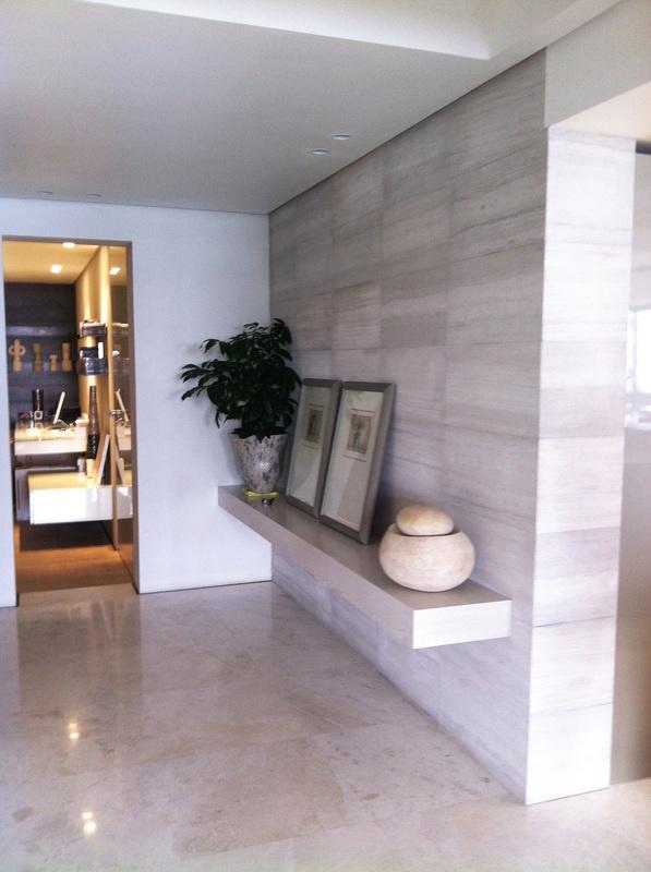 contemporary apartment renovation - Clifton, Cape Town, by Three14 Architects #Three14Architects #KimBenatar #SianFisher