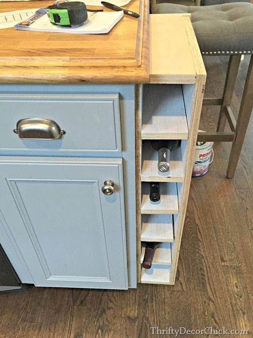 The Last Final Kitchen Island Ever Pinterest Diy And