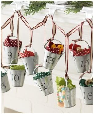 Buckets of Joy Advent Calendar