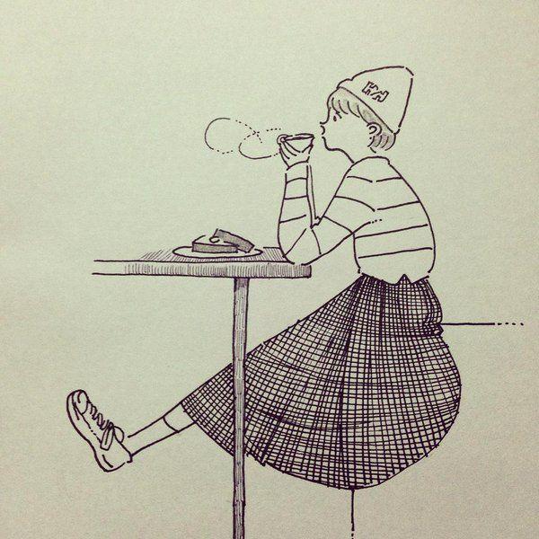 おいしいパンを食べたので、君と一緒に食べたいと思った