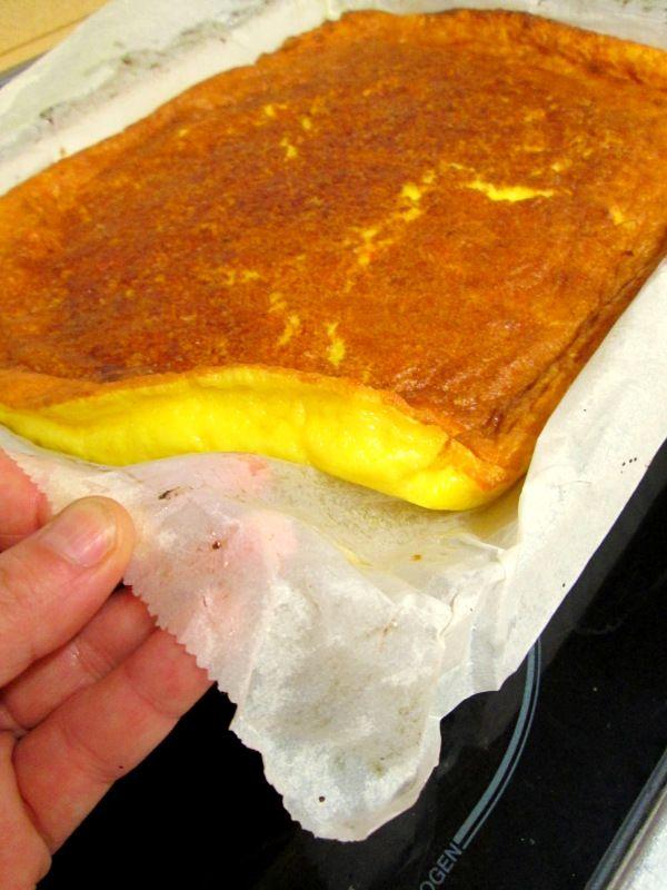 RECETAS DE MACUMANI: BRAZO DE NARANJA ( Torta portuguesa )
