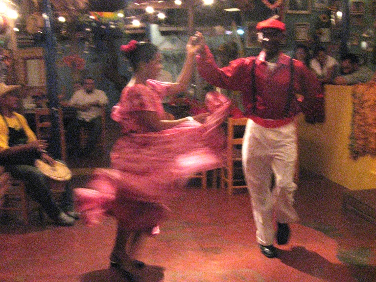The culture of DR...Merengue!
