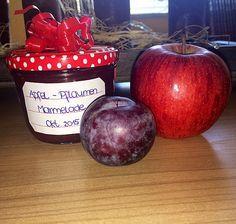 Weihnachtliche Apfel - Pflaumen - Marmelade, ein schmackhaftes Rezept aus der Kategorie Kochen. Bewertungen: 53. Durchschnitt: Ø 4,6.