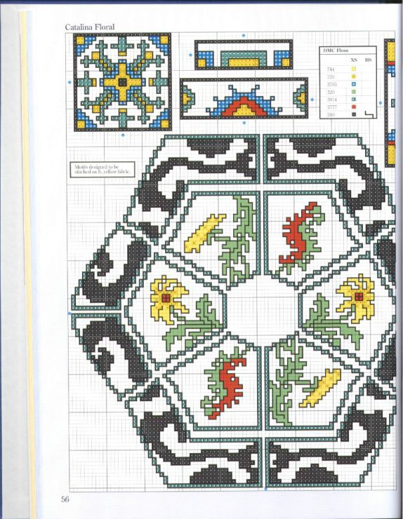 Gallery.ru / Фото #55 - 500 Cross Stitch Blocks - thabiti