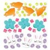 Tavşan/Civciv/Çiçek, 3 Konfeti Paketi