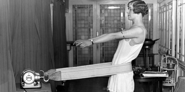 7 Insane Weight-Loss Methods From The Past. We've come so far...