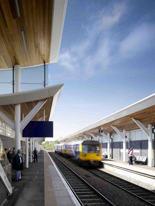 Estación Central de Rotherham,© Daniel Hopkinson