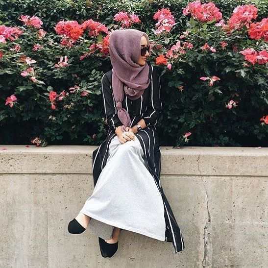 @thatgirlyusra wearing our new Coverup which was a special release for ICNA…