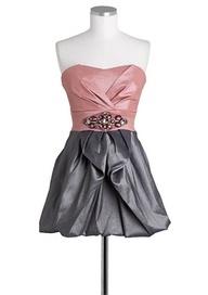 PromDelias Dresses, Fashion, Formal Dresses, Parties Dresses, Dresses Pink, Prom Dresses, Dreams Closets, Bling Dresses, Gray Dresses