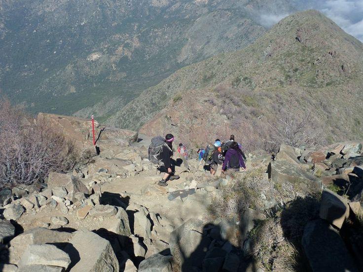 descenso cumbre